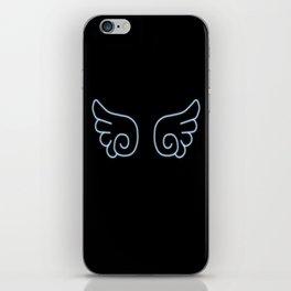 Chibi Angel Wings iPhone Skin