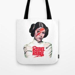 Princess Rebel Tote Bag