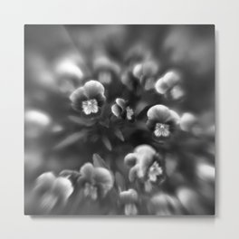Botanica Obscura #5 Metal Print
