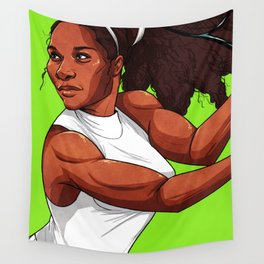 Queen Serena Wall Tapestry