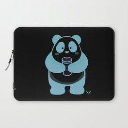 Coffee Panda Laptop Sleeve