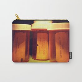 Self-Medication Carry-All Pouch