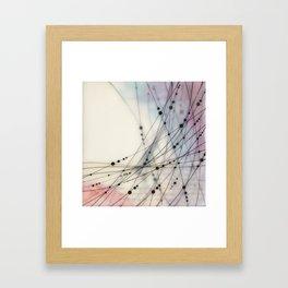 The One Hundred - Gossamer 4 Framed Art Print