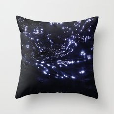 mystery universe Throw Pillow