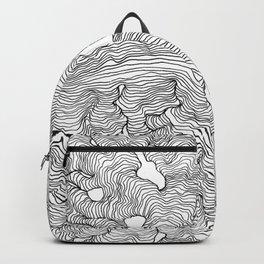 Enveloping Lines Backpack