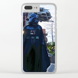 Revenge of the Sith Clear iPhone Case