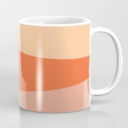 Cascade Color Block No. 2 Coffee Mug