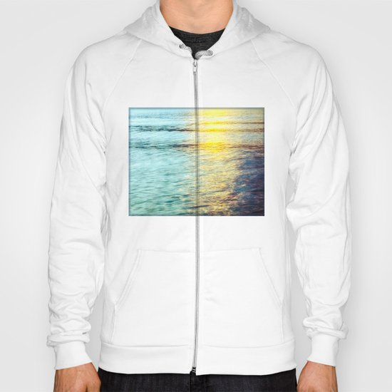 the color of water Hoody