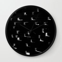 No Light Without Darkness #2 Wall Clock