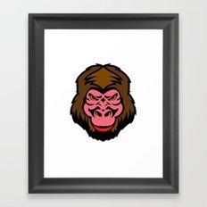 MONKEY BIZ Framed Art Print