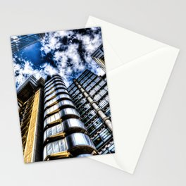 The Lloyd's and Willis Group Buildings Stationery Cards