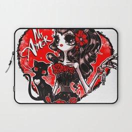 Mi Amor Laptop Sleeve