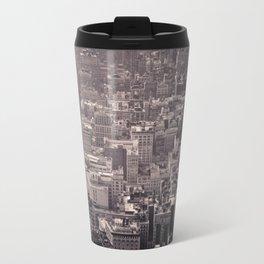On the top of the World Travel Mug