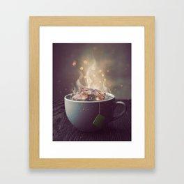 Croodle Framed Art Print