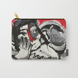 Spare Time Melancholy Carry-All Pouch