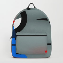 Soft meets hard ... Backpack