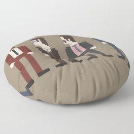 Anchorman 8-Bit Floor Pillow