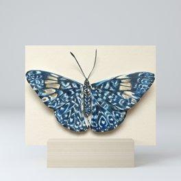 Firecracker Butterfly Mini Art Print