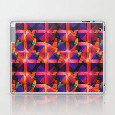 Abstract blocks pattern 2 Laptop & iPad Skin