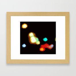 Lay-low Framed Art Print