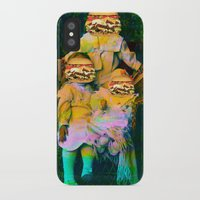 mac iPhone & iPod Cases featuring Mac Attack by Tyler Spangler