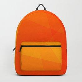 Orange Sunset Backpack