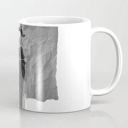 Nude In Shadow Coffee Mug