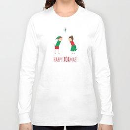 Happy XOXmas Long Sleeve T-shirt