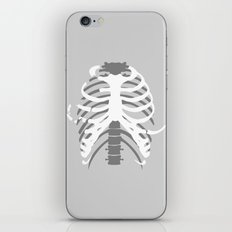 Your Body On Skate iPhone & iPod Skin