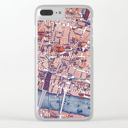 City of London Clear iPhone Case