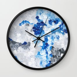 Highs and Lows Wall Clock