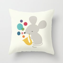 Beyond Words Throw Pillow