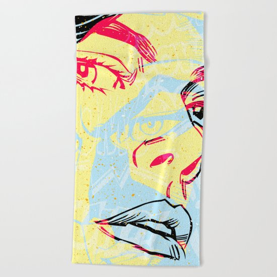 D. 01 Beach Towel
