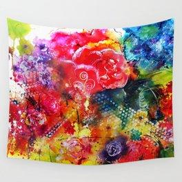 Springtime Wall Tapestry