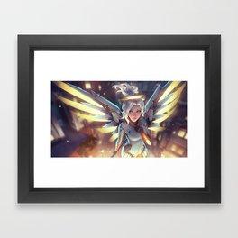 Mercy Framed Art Print