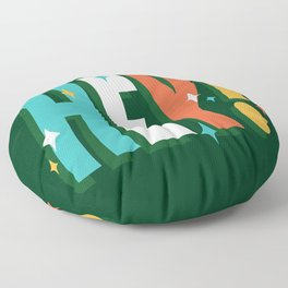 Hey! Floor Pillow