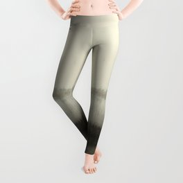"""Pickled cream"" Leggings"