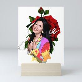 Anything For Selena! Mini Art Print