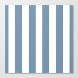 Navy Canvas Print