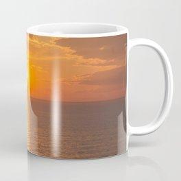 Sunset at the Baltic sea Coffee Mug