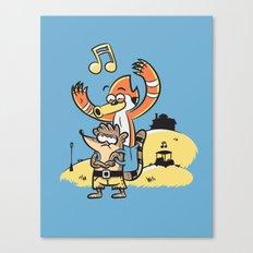 BANJOOOOOOOH! Canvas Print