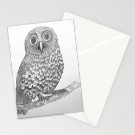 Little Morepork Owl Stationery Cards