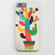 Whimsical Cactus iPhone 6s Slim Case
