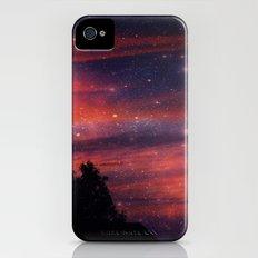 Red Mist iPhone (4, 4s) Slim Case