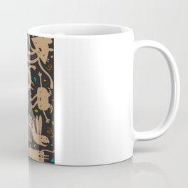 Topsy Turvy - Dark Coffee Mug