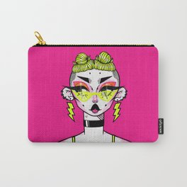 High Voltage (Pink) Carry-All Pouch