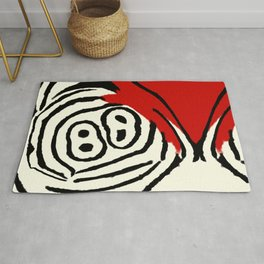 Butterfly Wing - 88 Rug