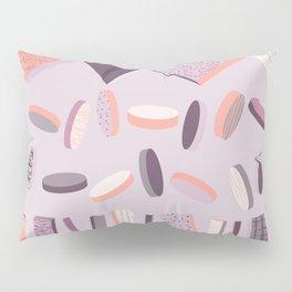 3D Geometry Lined Up 1 Pillow Sham