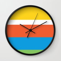 The Color of - BART Simpsons Wall Clock