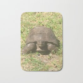 Cabbage Key Tortise Bath Mat